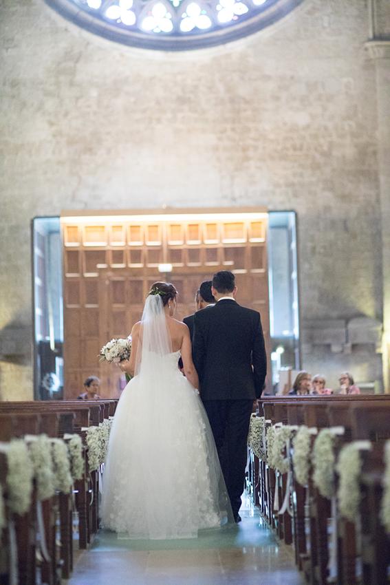 Compromiso, boda en Barcelona