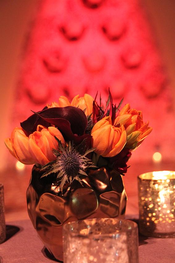 Decoración con flores para eventos en Barcelona