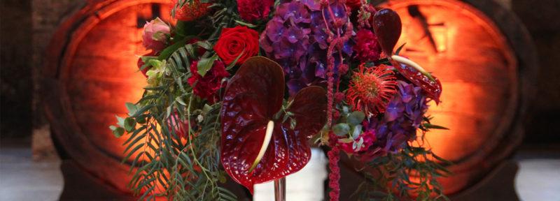 Flores para eventos en Barcelona
