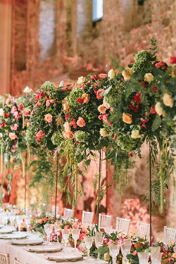 Hortensias para boda en Barcelona