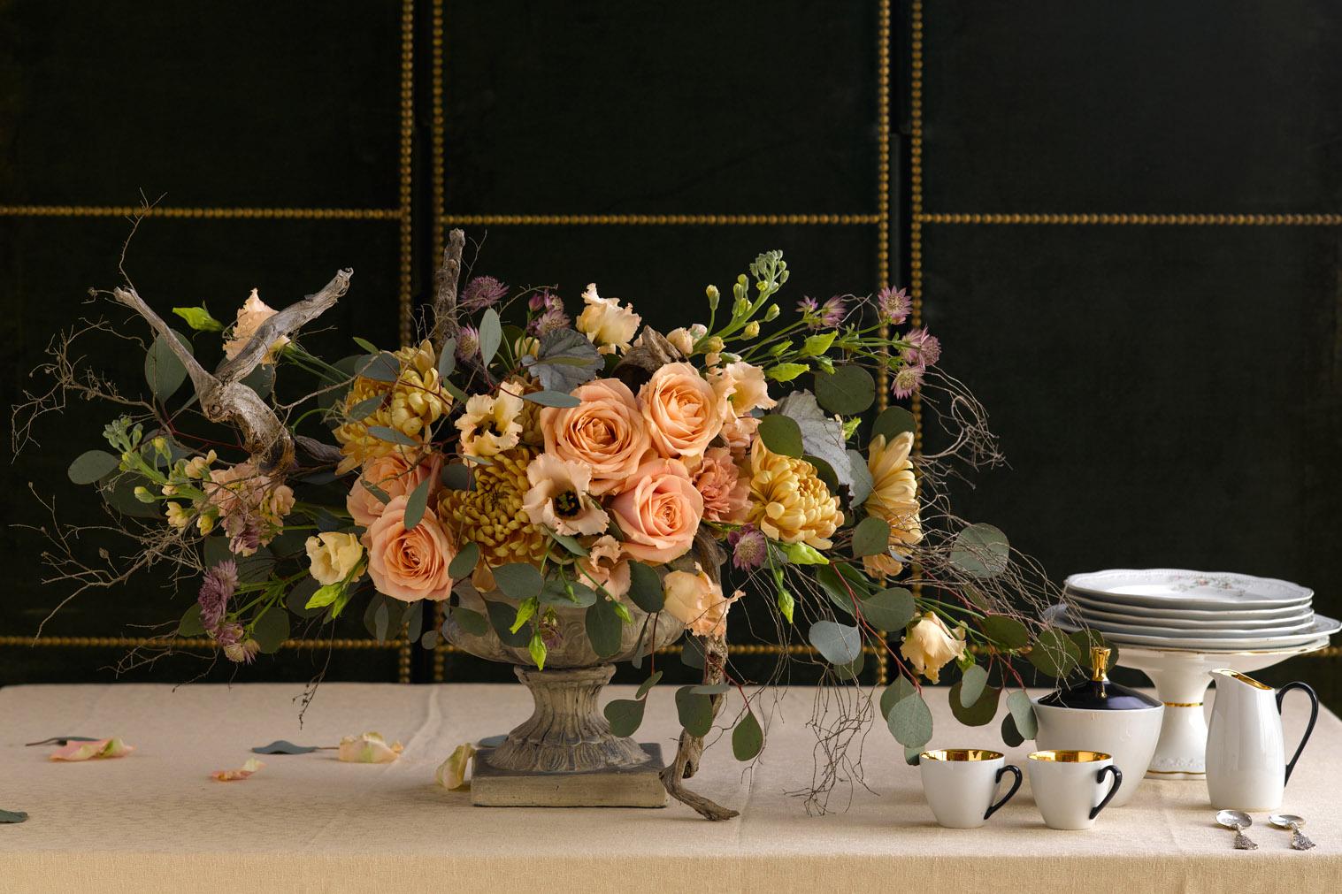 Decoración floral para eventos en Barcelona