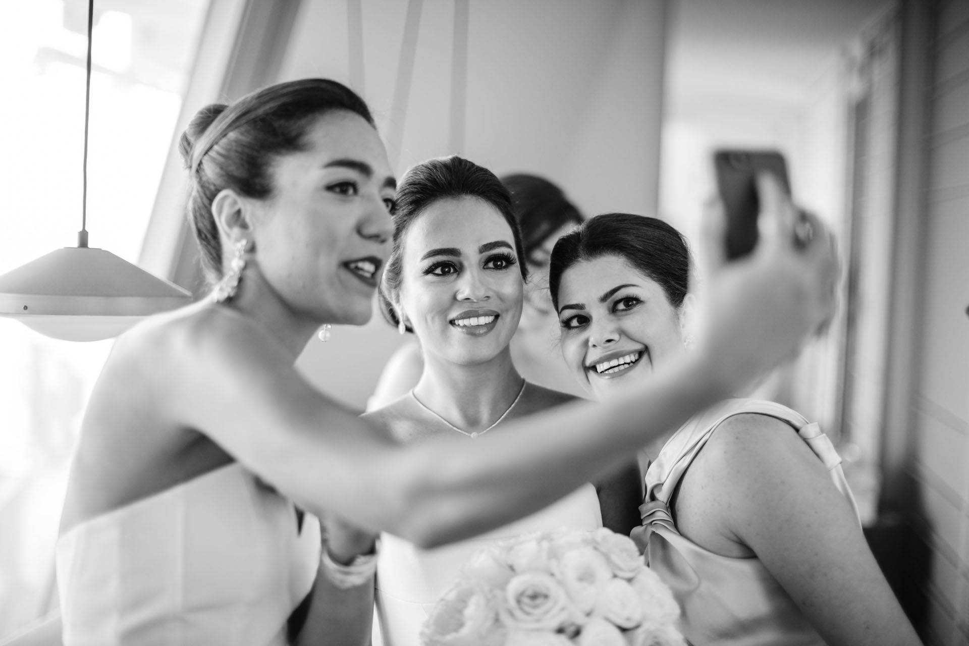 damas-honor-boda-persa